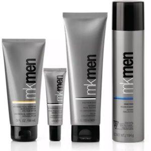 Mary Kay's 4 pc Men's Skincare Set PLUS BONUS